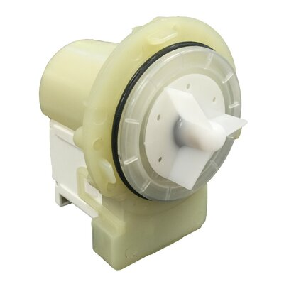 Washing Machine Drain Pump and Motor
