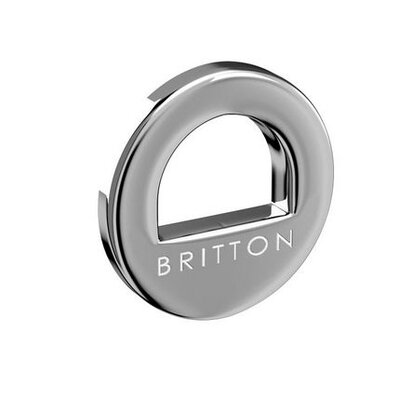Britton Bathrooms Cloakroom Basin Overflow Ring