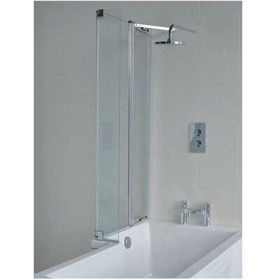 Britton Bathrooms Eco 145 cm x 82 cm Folding Bath Screen