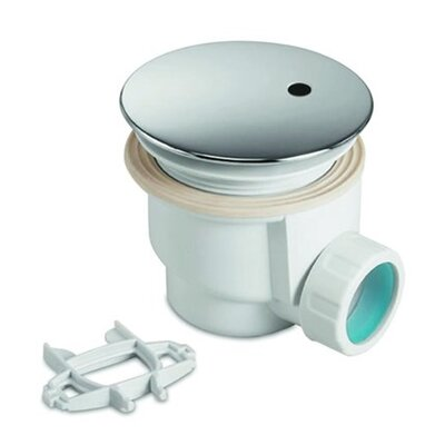 Britton Bathrooms 9 cm Shower Waste Pop-up Drain