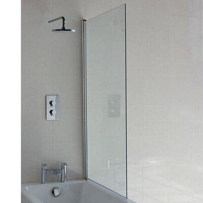 Britton Bathrooms 145cm x 85cm Pivot Bath Screen
