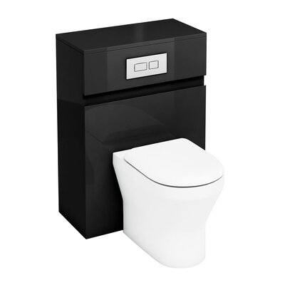 Britton Bathrooms Back to Wall Toilet Unit
