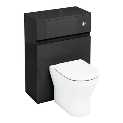 Britton Bathrooms Back to Wall Toilet Unit