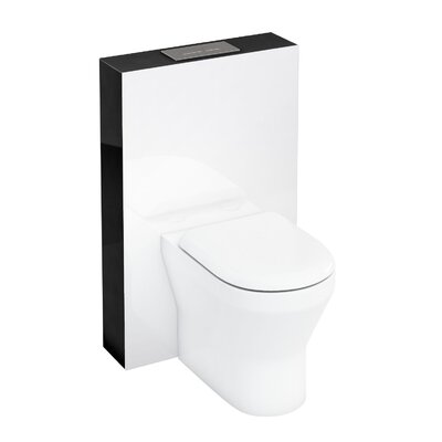 Britton Bathrooms Tablet Back to Wall Toilet Unit