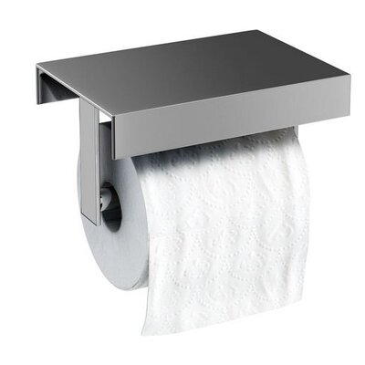 Britton Bathrooms Wall Mounted Toilet Roll Holder