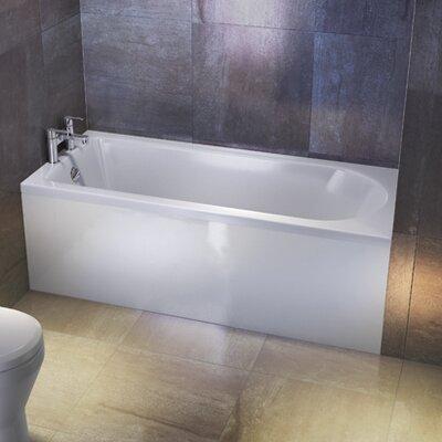 Britton Bathrooms 160cm x 70cm Standard Soaking Bathtub