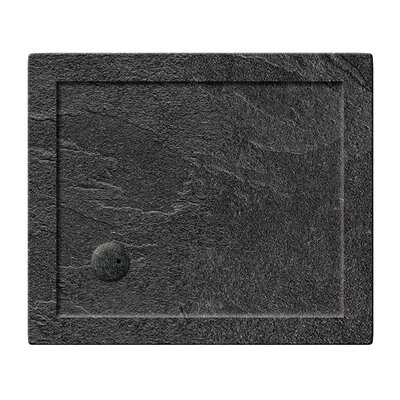 Britton Bathrooms Anti-Bacterial and Slate Effect Shower Tray