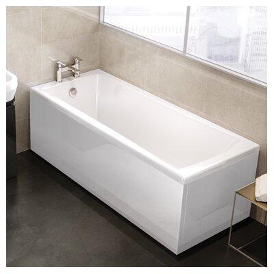 Britton Bathrooms 170cm x 80cm Standard Soaking Bathtub