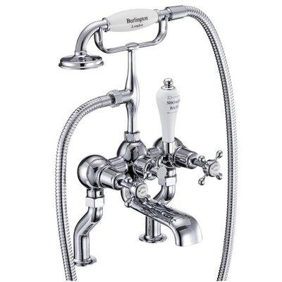 Burlington Claremont Bath Shower Mixer