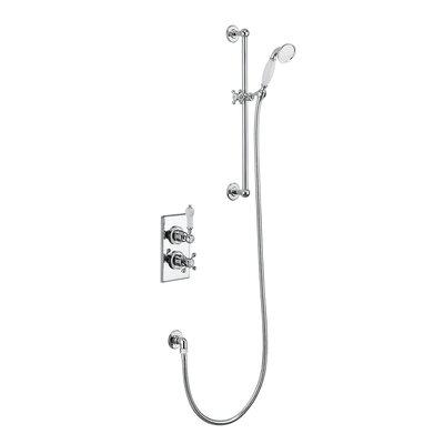 Burlington Trend Thermostatic Mixer Shower