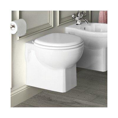 Burlington Wall Hung Toilet with Seat