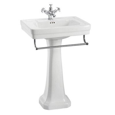 Burlington 58cm Full Pedestal Basin