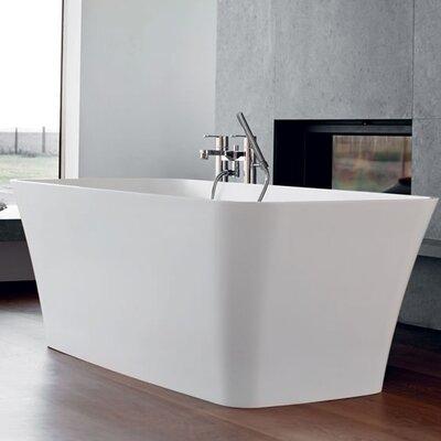 Clearwater Palermo 179cm x 75cm Freestanding Soaking Bathtub