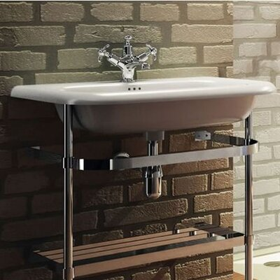 Clearwater 75cm x 47cm Single Roll Top Sink