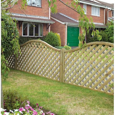 Grange Fencing Elite St Meloir Lattice Trellis