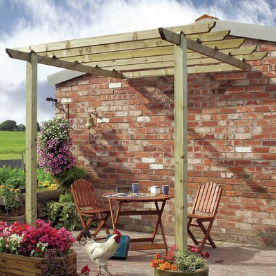 Grange Fencing Traditional Patio Pergola