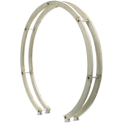 Grange Fencing Free Standing Flower Circle Arch