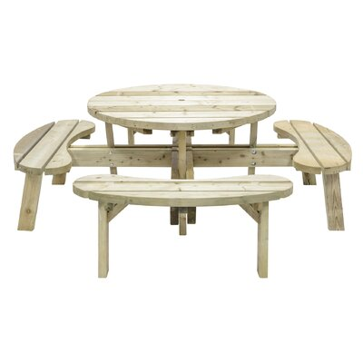 Grange Fencing Garden Picnic Table