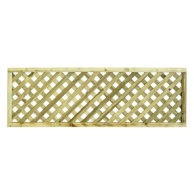 Grange Fencing Elite Square Lattice Trellis