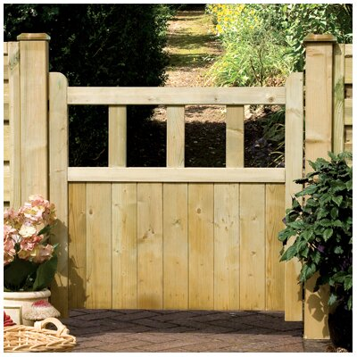 Grange Fencing Solid Infill Path Gate