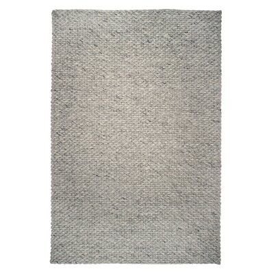 Classic Collection Hand-Woven Grey Area Rug