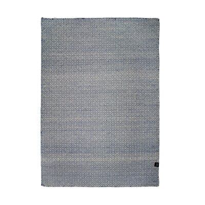 Classic Collection Hand-Woven Blue Area Rug