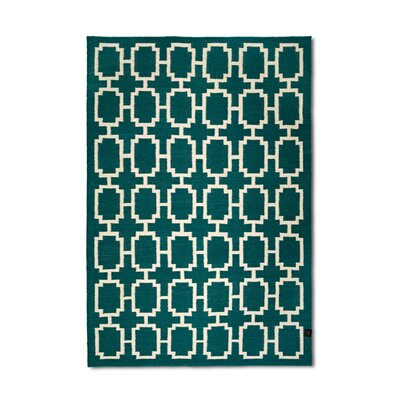 Classic Collection Hand-Woven Tidepool Area Rug