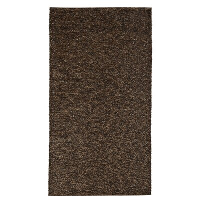 Floow Floss Soil Brown Area Rug