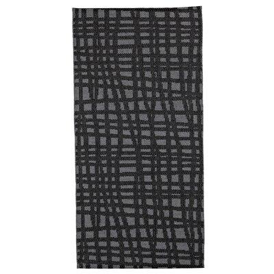Floow Penn Coal Black / Grey Area Rug