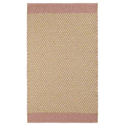 Floow Bits Heather Beige / Pink Area Rug