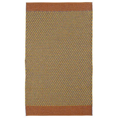 Floow Bits Lava Beige / Orange Area Rug