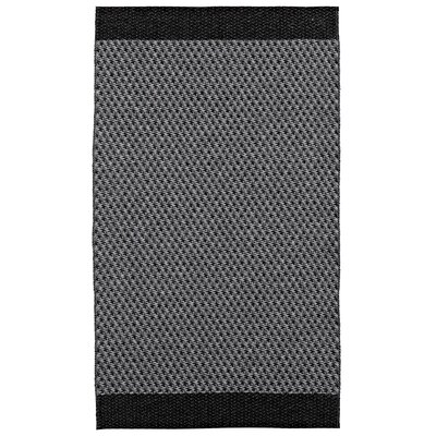 Floow Bits Coal Grey / Black Area Rug
