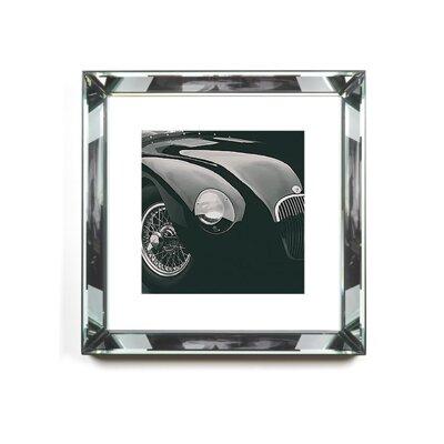 Brookpace Fine Art Manhattan 'Jaguar C-Type' Framed Photographic Print