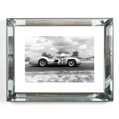 Brookpace Fine Art Manhattan 'The Grand Prix IIII' Framed Photographic Print