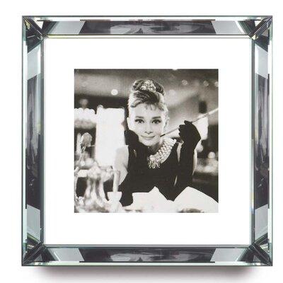 Brookpace Fine Art Manhattan 'Breakfast at Tiffanys' Framed Photographic Print