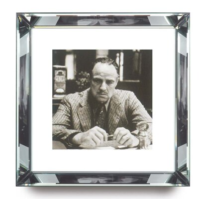 Brookpace Fine Art Manhattan 'The Godfather' Framed Photographic Print