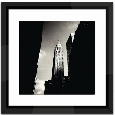 Brookpace Fine Art Chrysler Building (Lexington) NYC 2007 Framed Photographic Print