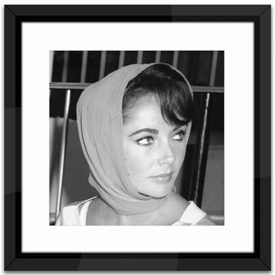 Brookpace Fine Art Elizabeth Taylor Framed Photographic Print