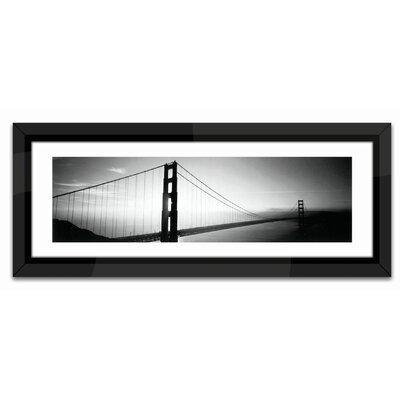 Brookpace Fine Art Golden Gate Bridge Framed Photographic Print