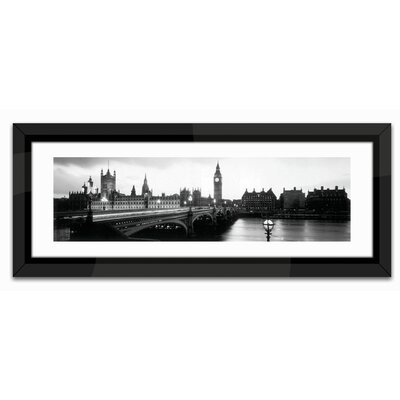 Brookpace Fine Art London, England Framed Photographic Print