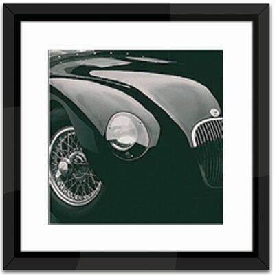 Brookpace Fine Art Jaguar C-Type Framed Photographic Print