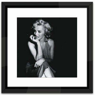 Brookpace Fine Art Marilyn Monroe Framed Photographic Print