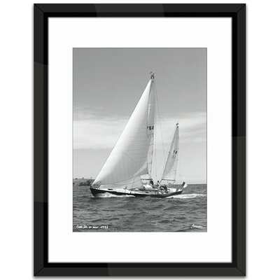 Brookpace Fine Art Pen Duick Framed Photographic Print