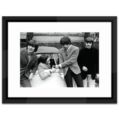 Brookpace Fine Art The Beatles Framed Photographic Print