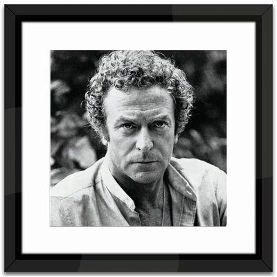 Brookpace Fine Art Michael Caine Framed Photographic Print