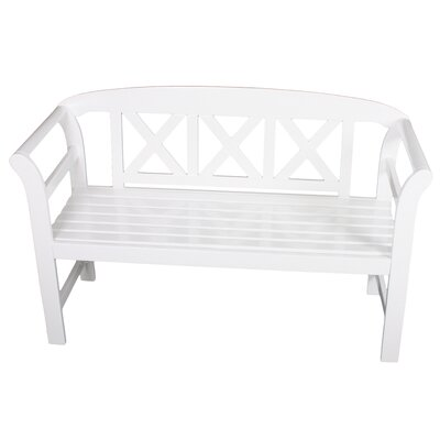 Harms Import Vancouver Bench