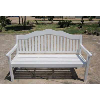 Harms Import Austin 3 Seater Eucalyptus Bench