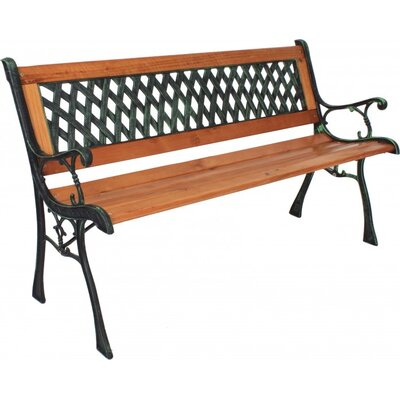 Harms Import Windsor 2 Seater Park Bench