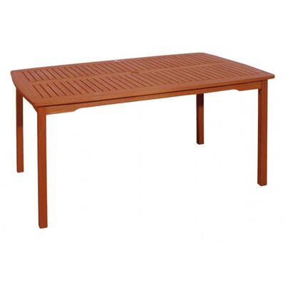 Harms Import Alabama Dining Table