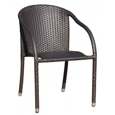 Harms Import Riga Aluminium Stacking Chair Set
